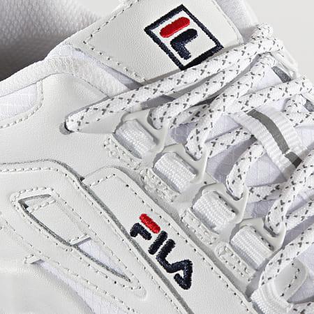 Fila - Baskets Femme Trail WK 1010870 White