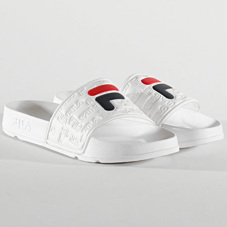 Fila - Claquettes Boardwalk Slipper 2 1010958 White