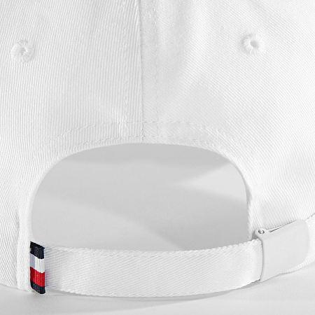 Tommy Hilfiger - Casquette Big Flag 4508 Blanc