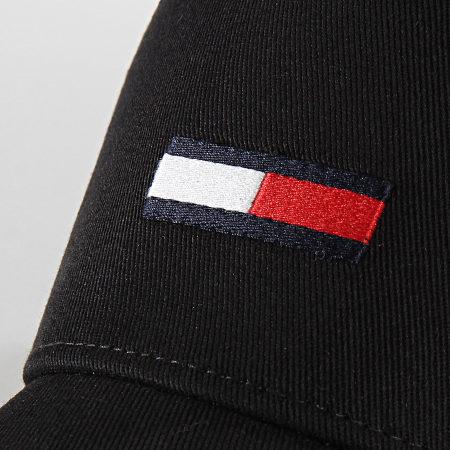 Tommy Jeans - Casquette Flag Cap 5956 Noir