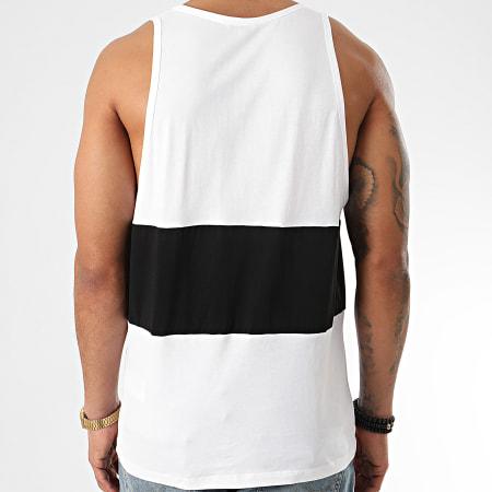 Calvin Klein - Débardeur Loose Crew 0478 Blanc Noir