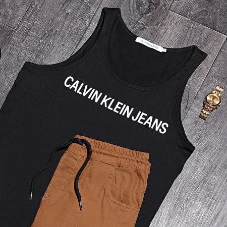 Calvin Klein Jeans - Débardeur 5249 Noir