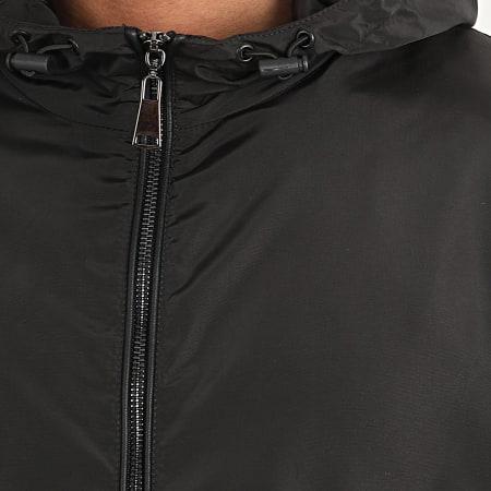 Frilivin - Veste Zippée Capuche L333 Noir