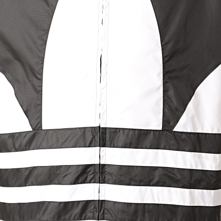 adidas - Coupe-Vent Big Trefoil FM3757 Noir