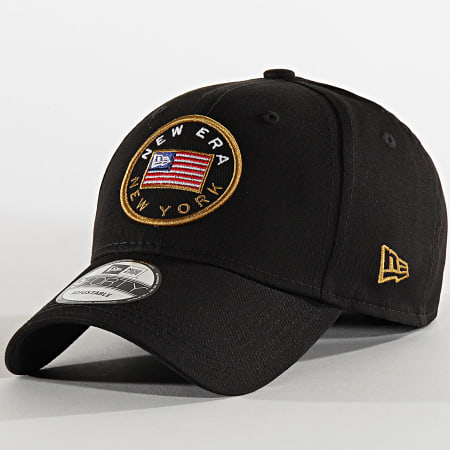 New Era - Casquette 9Forty Flagged 12134740 Noir