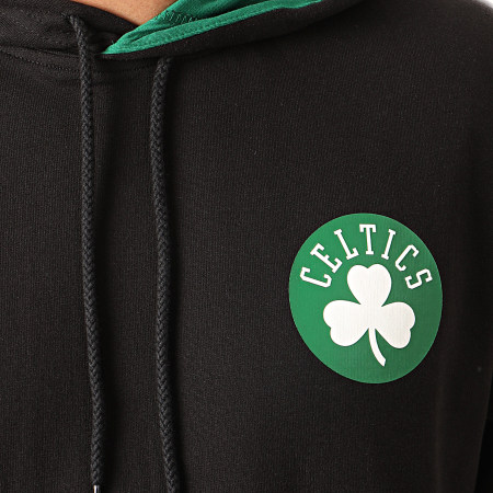 New Era - Sweat Capuche NBA Boston Celtics Piping 12195379 Noir