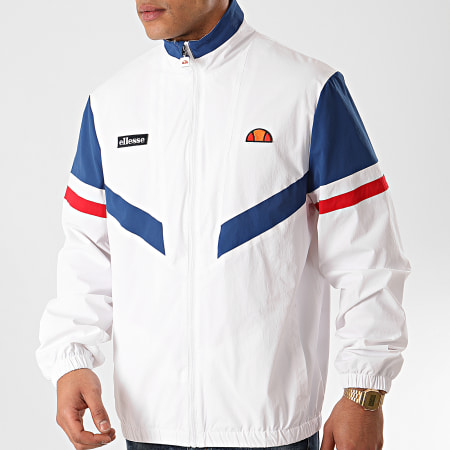 Ellesse - Coupe-Vent Oscuro SHE08523 Blanc