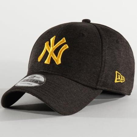 New Era - Casquette 9Forty Shadow Tech 12285276 New York Yankees Noir Chiné
