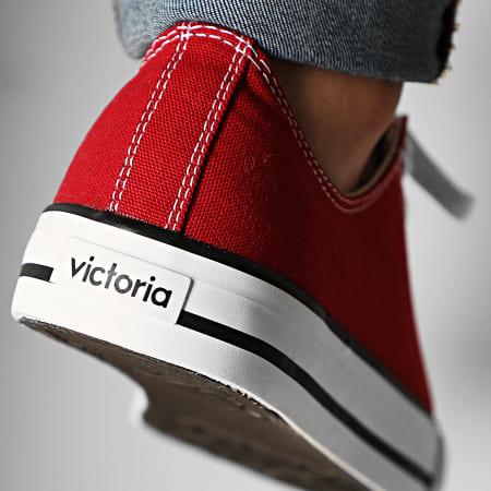 Victoria - Baskets Femme 06550 Carmin