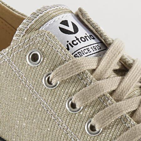 Victoria Baskets Femme 065108 Oro