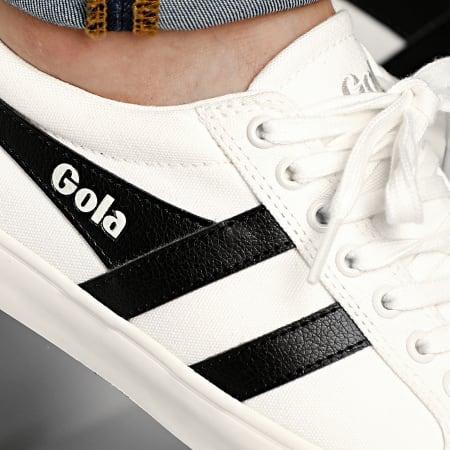Gola - Baskets Varsity CMA331 Off White Black