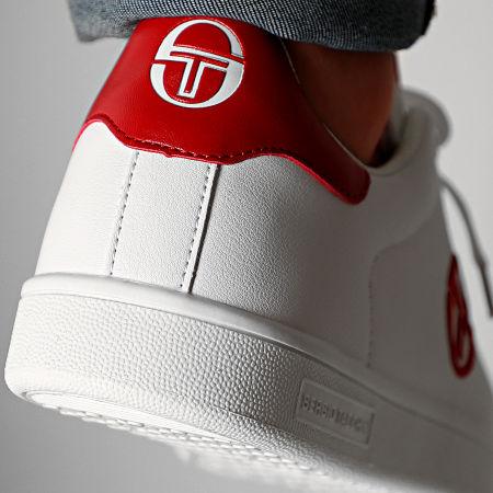 Sergio Tacchini - Baskets Gran Torino LTX STM014000 White Red