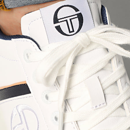 Sergio Tacchini - Baskets Parigli STM014220 White Navy Grey