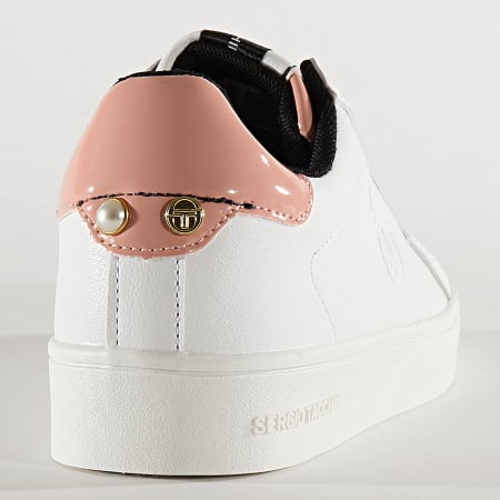 Sergio Tacchini - Baskets Femme Vanity LTX STW014000 White Pink