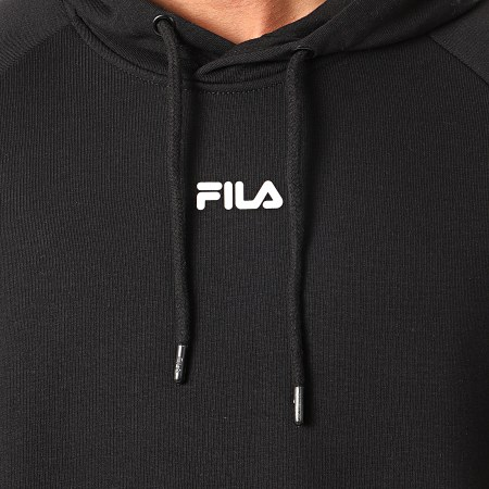 Fila - Sweat Capuche Thayer 687705 Noir
