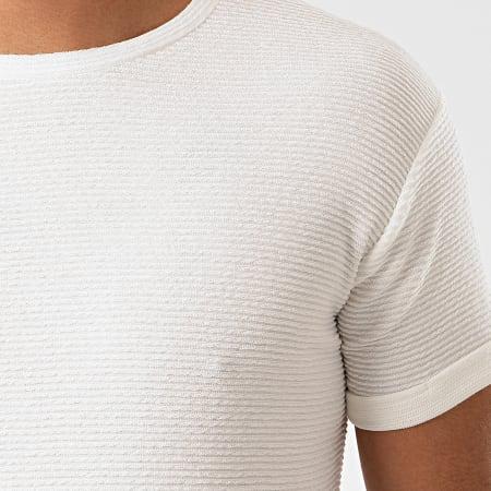 MTX - Tee Shirt TM0282 Ecru