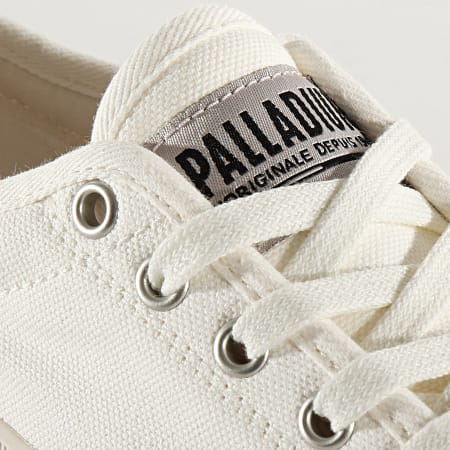 Palladium - Baskets Femme Pallashock OG 76680 Marshmallow