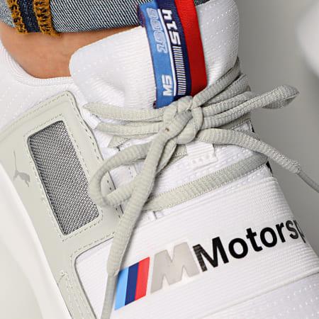Puma - Baskets BMW M Motorsport Wired Cage 306504 Puma White Gray Violet
