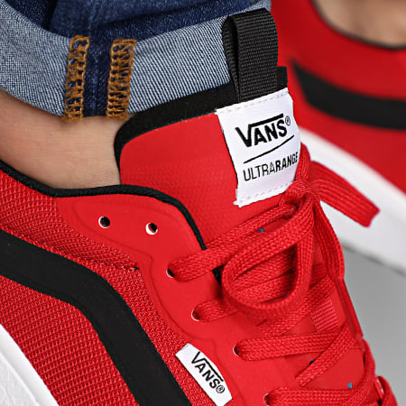 Vans Baskets Ultrarange Exo A4U1KRED Red