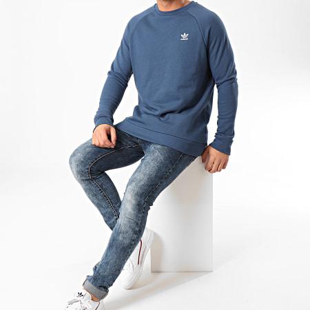 adidas - Sweat Crewneck Essential FM9947 Bleu Marine