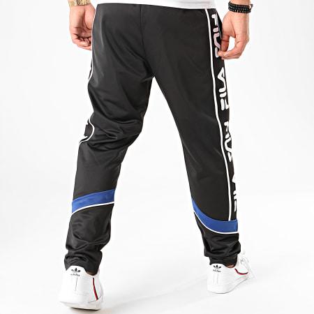 Fila - Pantalon Jogging A Bandes Ted 687707 Noir