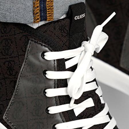 Guess - Baskets FM6NTHFAL12 Black Grey