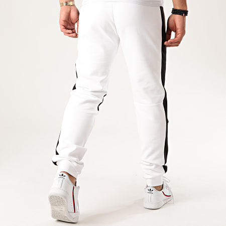 Puma - Pantalon Jogging A Bandes BMW Motorsport 596098 Blanc ...