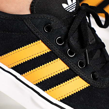 adidas - Baskets Adi Ease EG2488 Core Black Yellow Cloud White