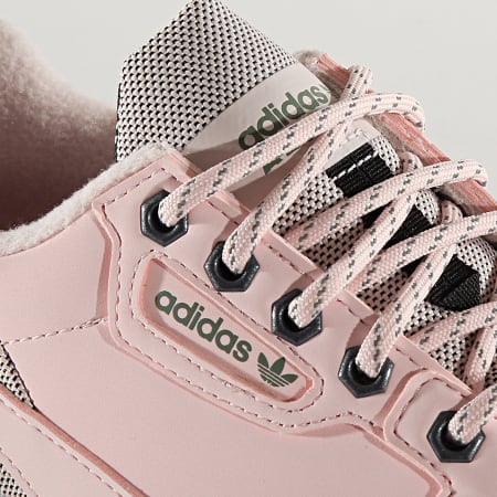 adidas - Baskets Femme Falcon FV4660 Halo Pink Trace Green