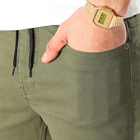 Element - Short Jean E02 Color Vert