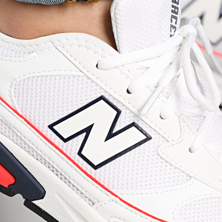 New Balance - Baskets Lifestyle 775241 White Red