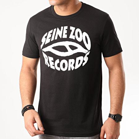 Seine Zoo - Tee Shirt Logo Noir