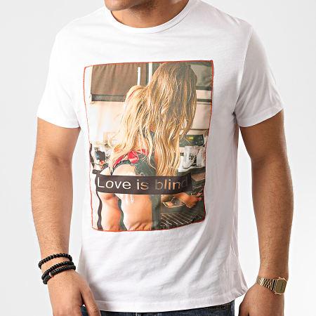 Aarhon - Tee Shirt 92337 Blanc