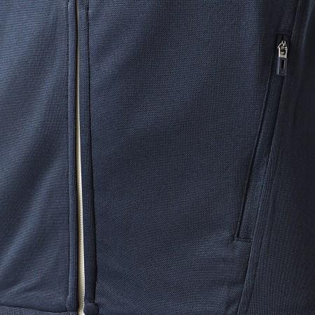 Ellesse - Veste Zippée Capuche Carvereno SXE08657 Bleu Marine