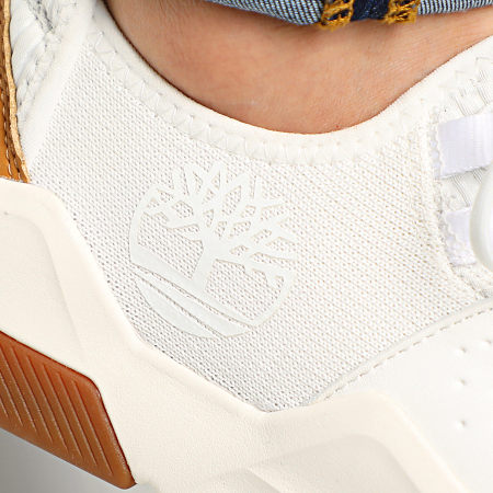 Timberland - Baskets Earth Rally A2D4Z Oxford White Knit