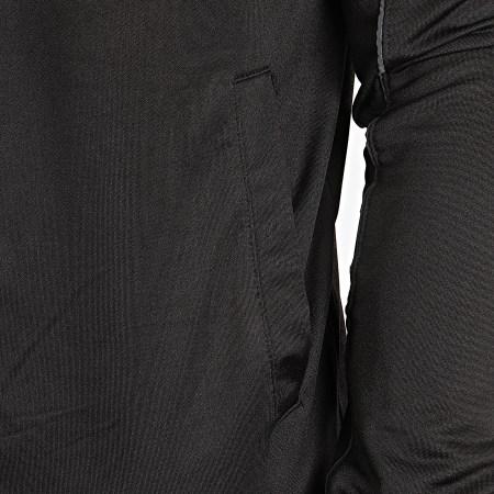 Project X - Veste Zippée 2030074 Noir Réfléchissant