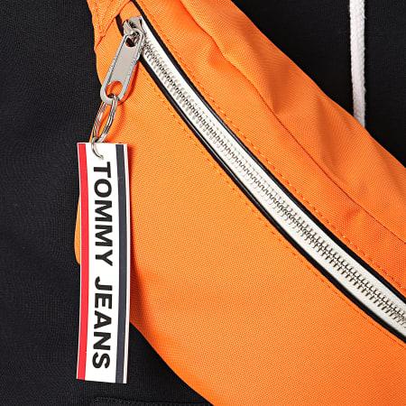 Tommy Jeans - Sac Banane Logo Tape 5914 Orange