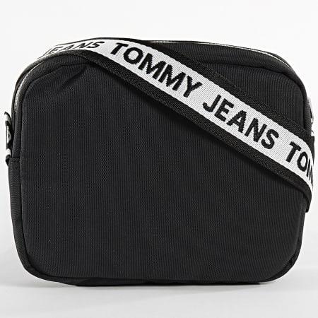 Tommy Jeans - Sacoche Logo Tape Crossover 8255 Noir