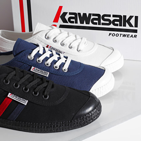 Kawasaki - Baskets Original Canvas K192495 White