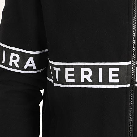 La Piraterie - Veste Zippée Paris Noir
