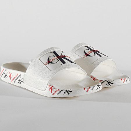 Calvin Klein Jeans - Claquettes Varen B4S0675 Bright White