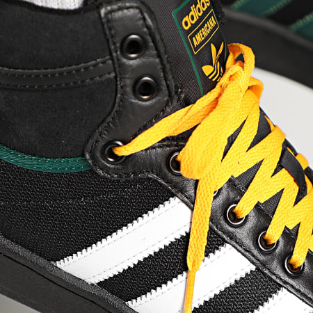 adidas - Baskets Americana Hi EG5783 Core Black Green Active Gold