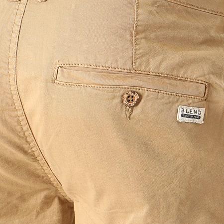 Blend - Short Chino 20710117 Beige