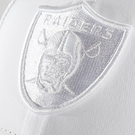New Era - Casquette Fitted 39Thirty 12285310 Oakland Raiders Blanc