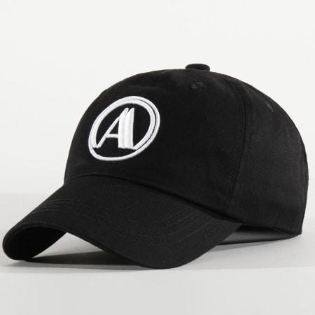 Aarhon - Casquette AC04 Noir