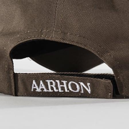 Aarhon - Casquette AC04 Marron