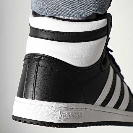 adidas - Baskets Top Ten Hi B34429 Core Black Cloud White
