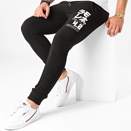 Luxury Lovers - Pantalon Jogging Shuto Mini Noir