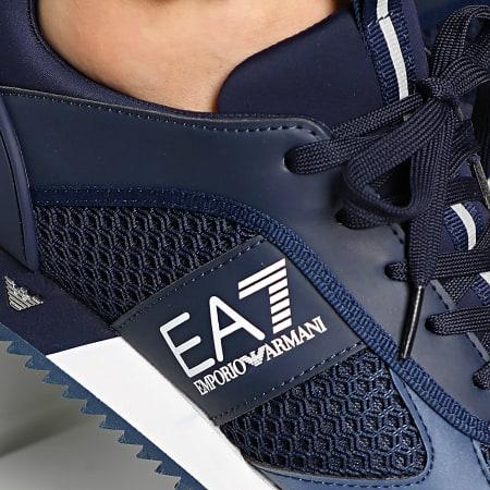 EA7 - Baskets X8X027-XK050 Navy White