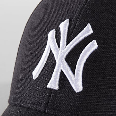 '47 Brand - Casquette MVP Adjustable MVP17WBV New York Yankees Bleu Marine